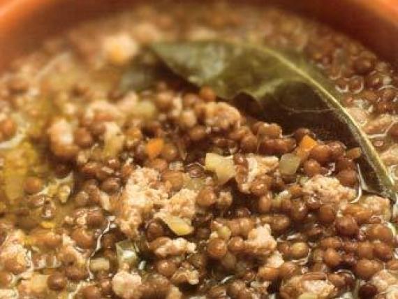 lenticchia-con-salsiccia